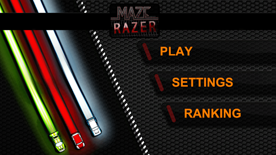 Maze Razer- screenshot thumbnail