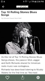Ultimate Classic Rock- screenshot thumbnail