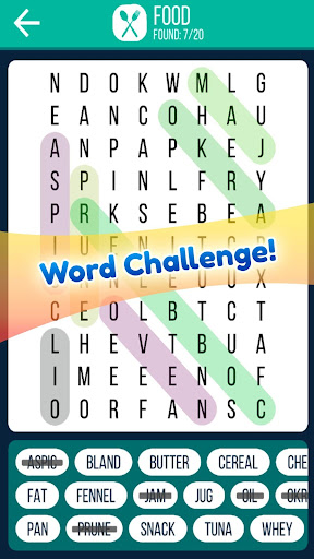 Word Search 2020 2.2 screenshots 1