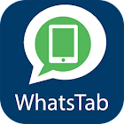 Tablet for WhatsApp Scan icon