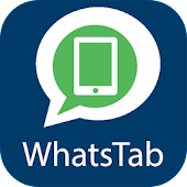 Tablet for WhatsApp Scan