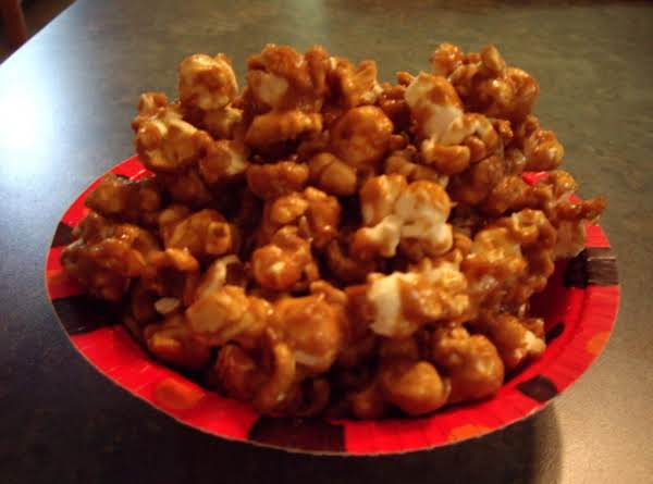 Baked Caramel Corn Recipe