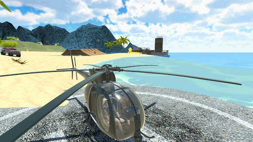 The Vacation : Offroad Open World Game Driving  captures d'écran 1