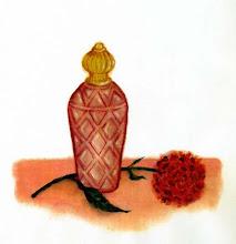 Photo: Bottle / canvas, acryl, 2005