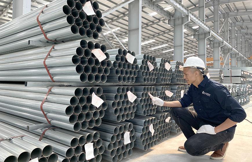 Lựa chọn thép ống Vitek để nâng cao chất lượng công trình