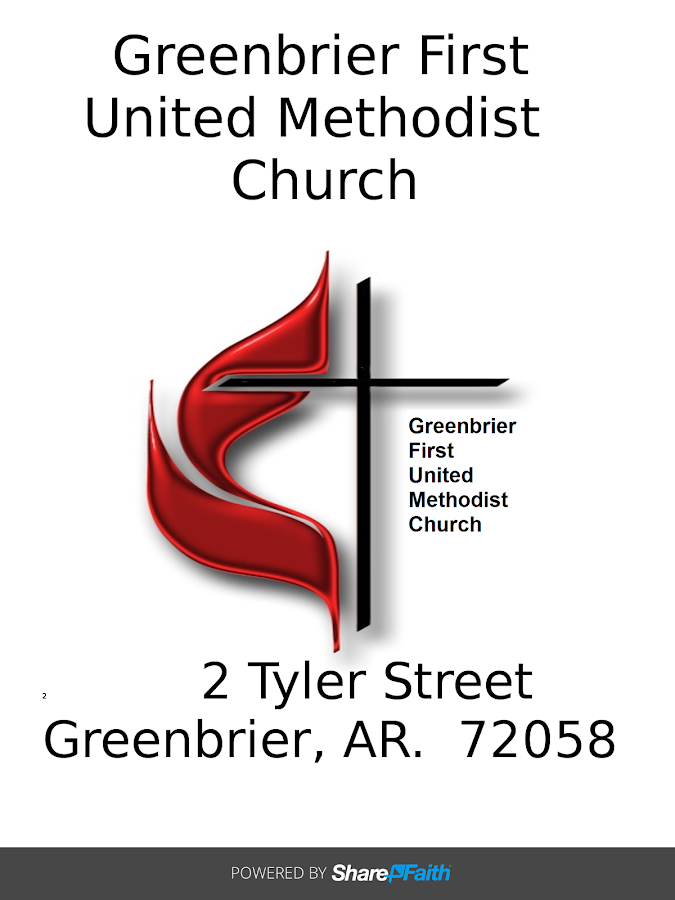 Greenbrier FUMC- screenshot