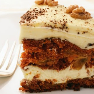 Super Moist Carrot and Pineapple Cake Recipe