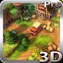 Cartoon Farm 3D Live Wallpaper временно бесплатно