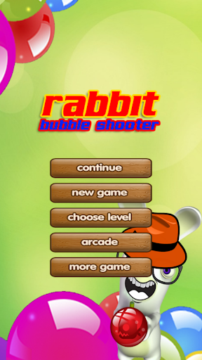 Rabbit Bubble Shoot