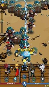 Zombie War: Idle Defense Game Mod Apk 89 (Unlimited Gold/Diamonds) 7