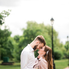 Wedding photographer Lena Drobyshevskaya (lenadrobik). Photo of 06.07.2018
