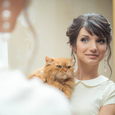Wedding photographer Yuliya Rubo (blueeyes). Photo of 05.09.2016