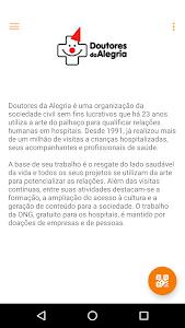 Doutores da Alegria screenshot 0