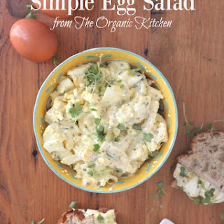 Simple Egg Salad