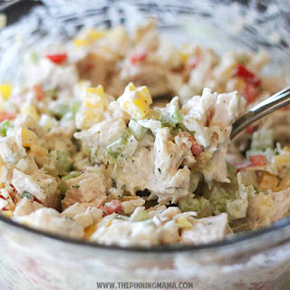 Ranch Chicken Salad Recipe {Paleo- Whole30 Compliant}.