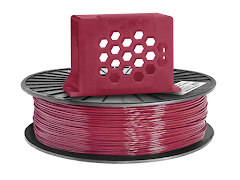 Merlot Red PRO Series PETG Filament - 1.75mm (1kg)