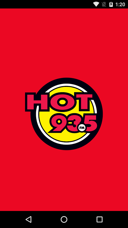 HOT 93.5- screenshot