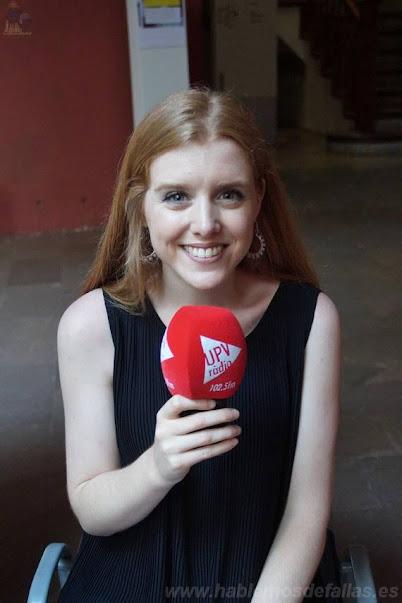Susana Yagúe Bodoque. Corte de Honor 2019. Peris i Valero - Cuba.