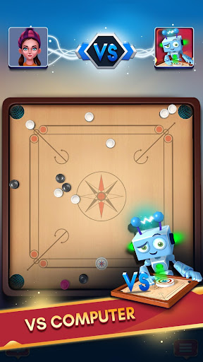 Carrom Kingu2122 - Best Online Carrom Board Pool Game apkmr screenshots 8