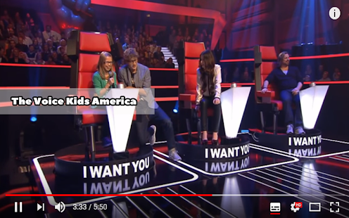 The Voice Kids World - náhled