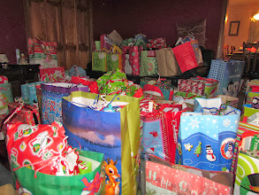 Photo: Some of the Christmas Gifts for the kidz!