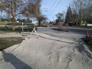 Photo: Connection of Starin Park & Fremont Path 11-13-2013