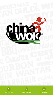 China Wok Chile: miniatura de captura de pantalla