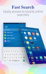U Launcher Lite – FREE Live Cool Themes, Hide Apps APK screenshot thumbnail 4