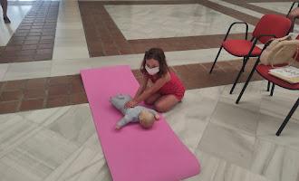 Alumnos de todas las edades se forman en primeros auxilios