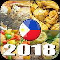 150+ Filipino Food Recipes icon
