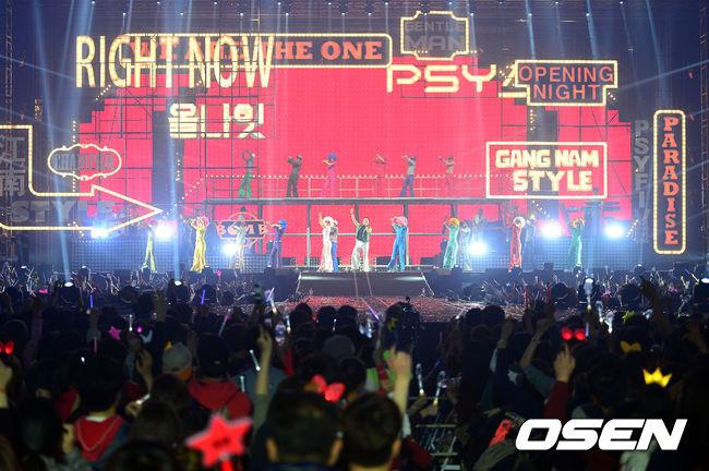 PSY concert comeback 2019 1