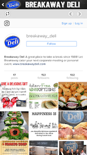 Breakaway Deli- screenshot thumbnail