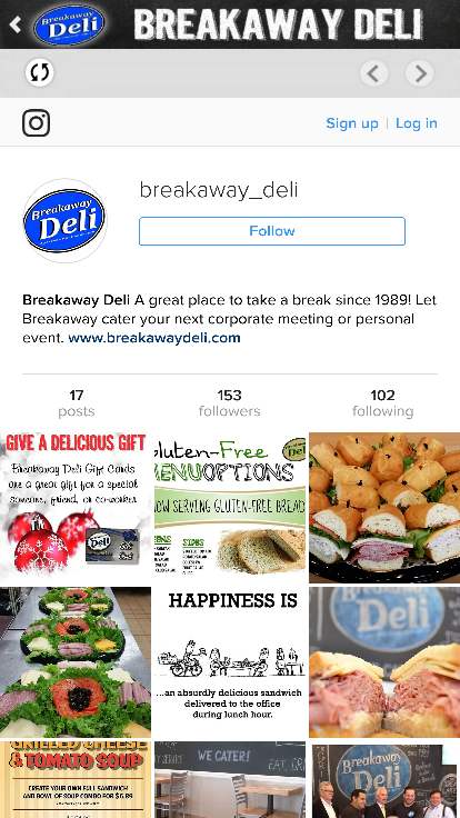 Breakaway Deli- screenshot