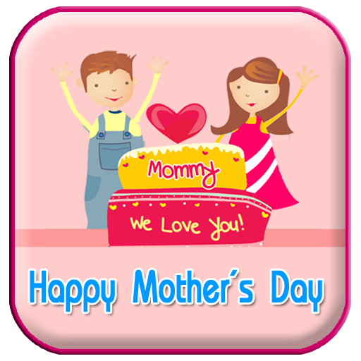 娱乐の母の日カード LOGO-記事Game