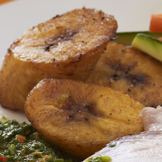 Fried Sweet Plantains.