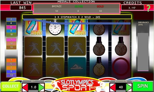 Sport Game Madness Free Slot- screenshot thumbnail
