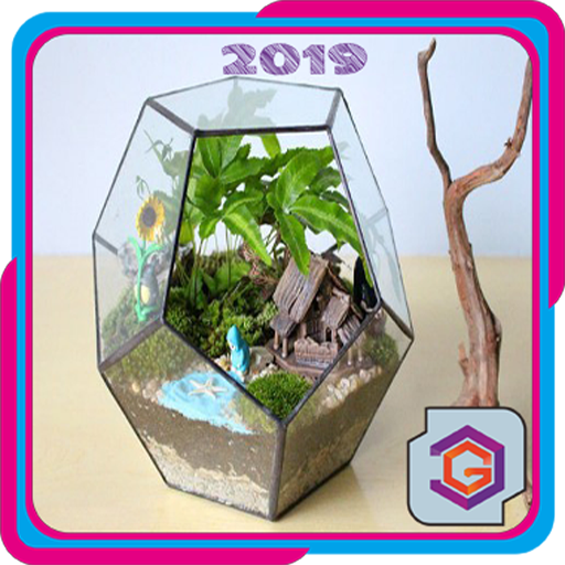 Creative Terrarium Design Android APK Download Free By Mimpiandroid
