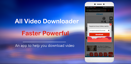 Fast, Private, Free Download Videos from video sites