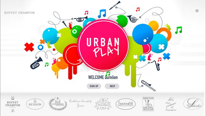 Urban Play - screenshot