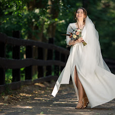 Wedding photographer Alfiya Salimgaraeva (Alfia). Photo of 18.09.2017