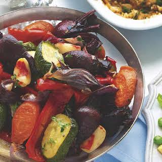 Sugar-Roasted Vegetables.