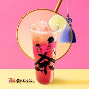 Strawberry Lemon-Jade