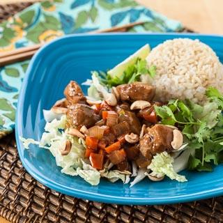 Vietnamese Caramel Pork (The Kids Cook Monday)