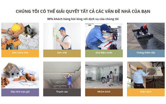 Nhà thầu Hưng Thịnh - Suanhahungthinh.com.vn