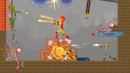Stick Destruction - Battle of Ragdoll Warriors 1.0.10 screenshots 4