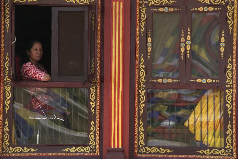 Finestra di Kathmandu di bruno.mezzadri