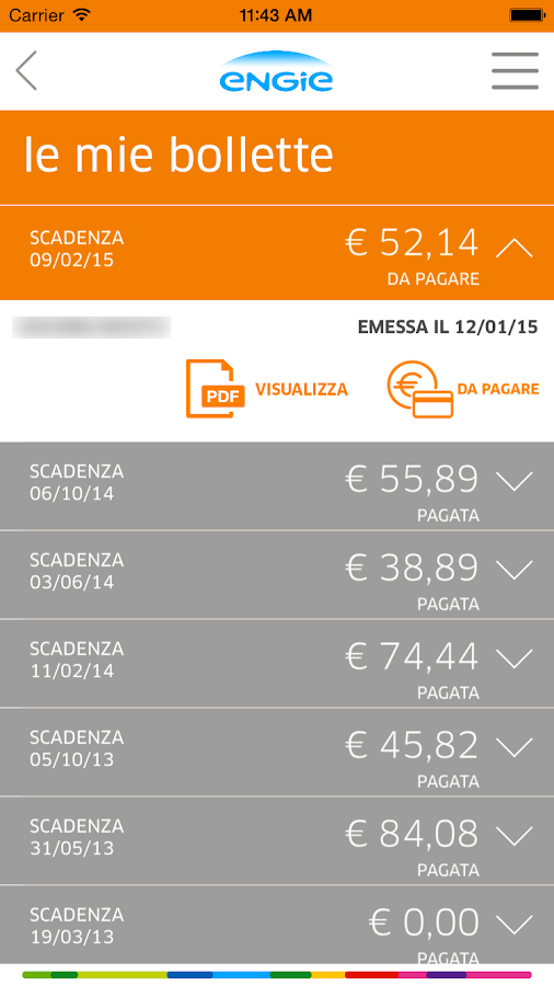 engie luce gas e servizi android apps on google play