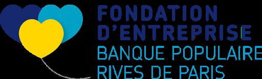 logo Fondation d'entreprise Banque populaire mécénat d'entreprise