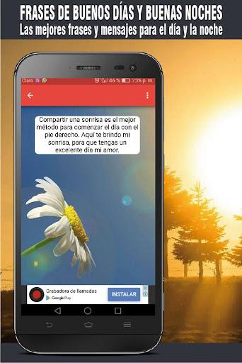 Frases De Buenos Dias Y Buenas Noches Con Imagenes Apk Download