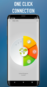 Free VPN Unlimited Fast Secure Android VPN Proxy App Download For Android 8